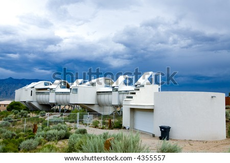 Upscale Southwest - stock photo