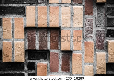 Urban abstract texture background