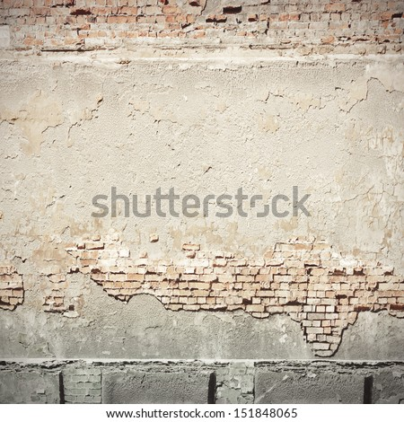 urban background grunge wall texture - stock photo