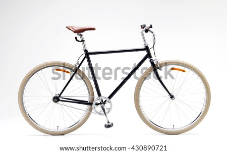 Urban Bike - stock photo