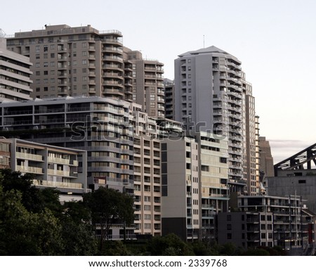 Urban City Building, Sydney, Australia
