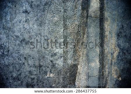 Urban grunge wall background. - stock photo
