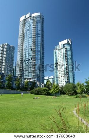 Urban Real Estate - stock photo
