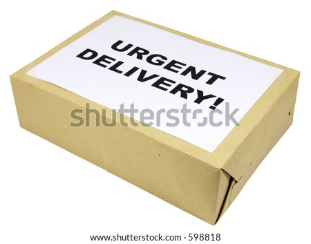 Urgent delivery package