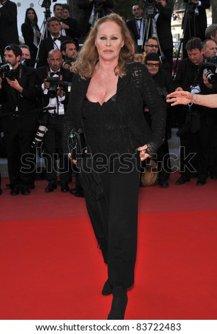 "Ursula Andress at the premiere of ""Beautiful"" in competition at the 63rd Festival de Cannes. May 17, 2010  Cannes, France Picture: Paul Smith / Featureflash"