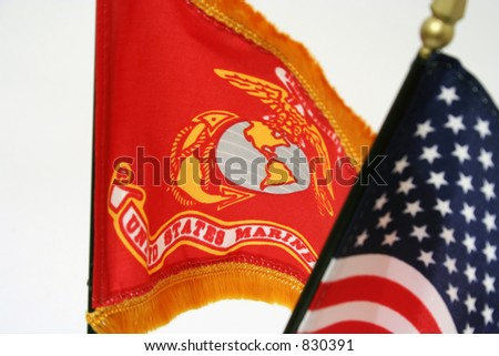 US Proud - stock photo