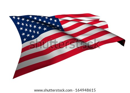 USA flag - collection no_5