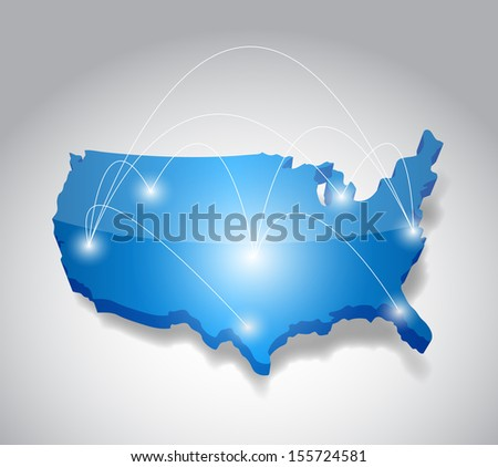 Usamap Stock Images RoyaltyFree Images Vectors Shutterstock - Us map graphic