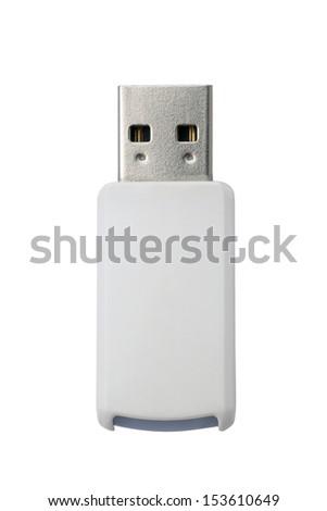 USB flash drives - stock photo