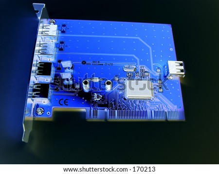 USB 2 PC card for windows XP computer