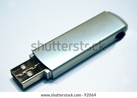 Usb Storage - stock photo
