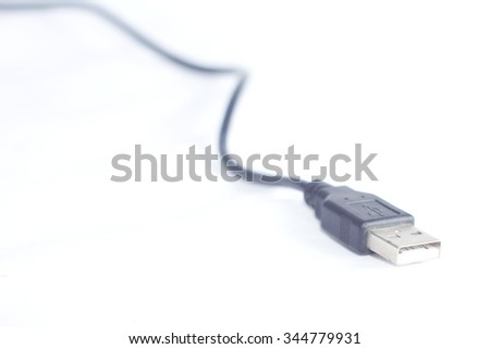 USB - Univesal serial bus cable