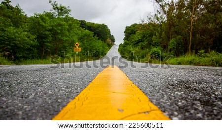 Use low gear - stock photo