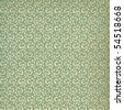 Used abstract vintage wallpaper - organic - natural grainy surface - stock photo