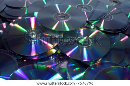 used cd´s