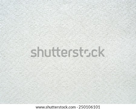 Used paper towel texture background in white - stock photo