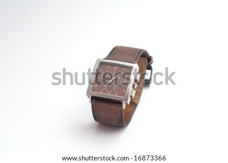 Used watch - stock photo