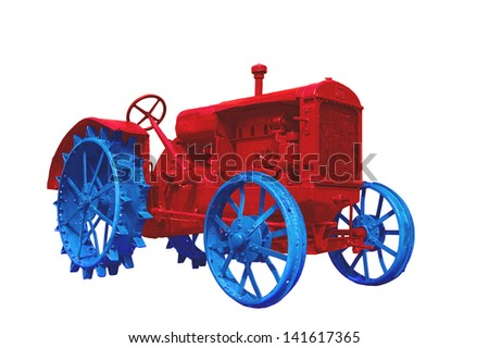 USSR Tractor