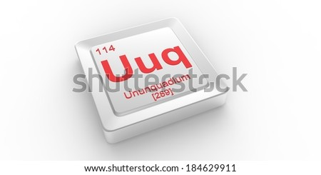 Ununquadium stock images royalty free images vectors for 114 element periodic table