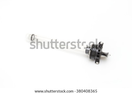 UV Water Filters - stock photo