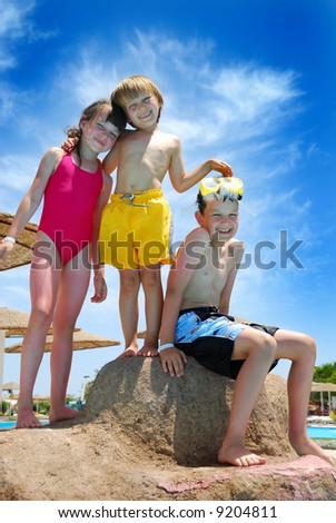 Vacation - stock photo
