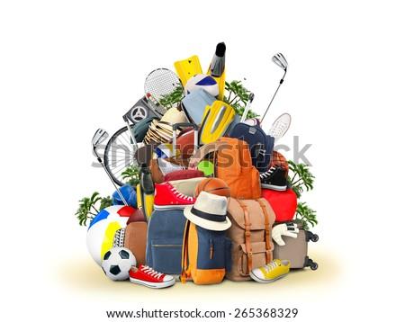 Huge Pile of Stuff