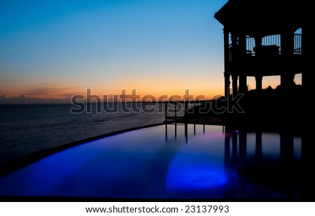 Vacation Rental - stock photo