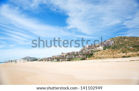 Vacation Rentals on Sunny Beach Near Cabo San Lucas, Mexico