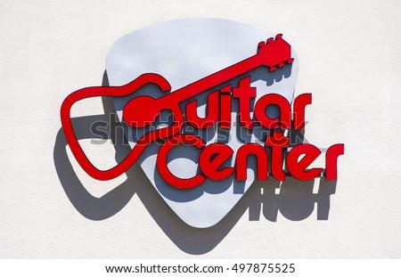 guitar center stock photos royalty free images vectors shutterstock. Black Bedroom Furniture Sets. Home Design Ideas