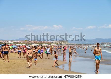 Beach Resorts North Of Valencia