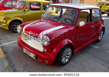 Classic Mini Stock Images Royalty Free Images Vectors