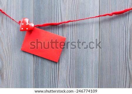 Valentine - stock photo
