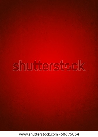 Valentine card background. Red textured background with vignetting - stock photo