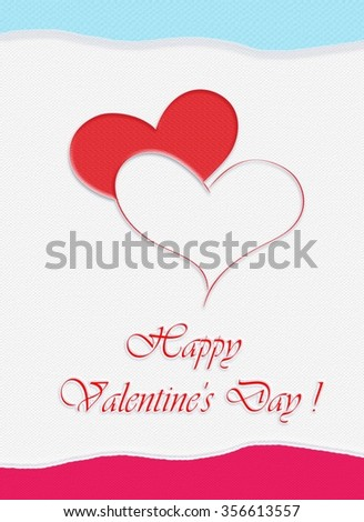 Valentine day greeting cards valentine card stock illustration valentine day greeting cards valentine card messages happy valentines love february 14 greeting m4hsunfo Image collections