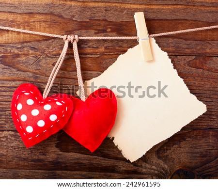 Valentine Day love beautiful  - stock photo
