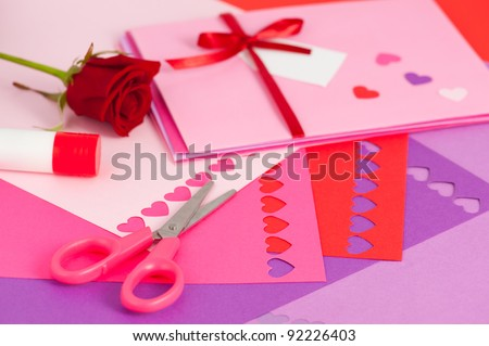 Valentine do-it-yourself