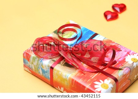 Valentine's day gift boxes