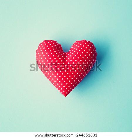 Valentine's hearts  - stock photo
