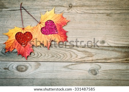 Valentines day heart, background.  - stock photo