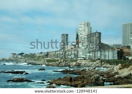 Valparaiso - stock photo
