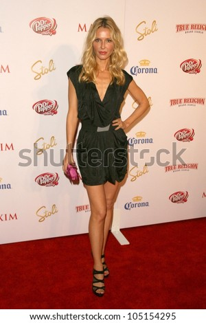 Vanessa Branch at the 2009 Maxim 100 Party. Barker Hanger, Santa Monica, CA. 05-13-09