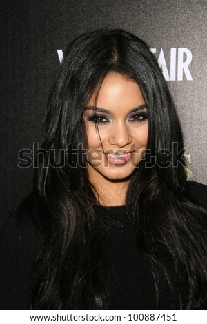 Vanessa Hudgens at the Worldwide Launch of GUESS Seductive Fragrance, The Colony, Hollywood, CA. 09-29-10