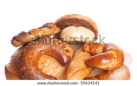 Various baking - stock photo
