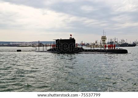 болгария варна подводные лодки