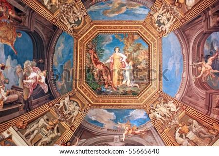 Vatican church - stock photo