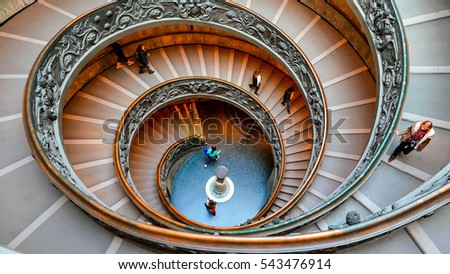 vatican february 19 spiral staircase famous double spiral staircase at the