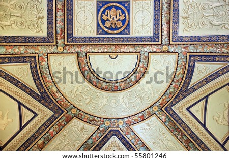 Vatican Museums - stock photo