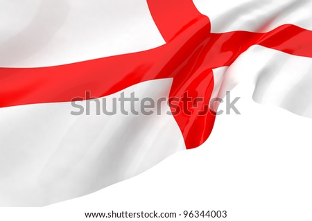Vector Flags of England