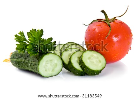 Vegetable for salad