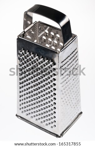Vegetable grater on a white background